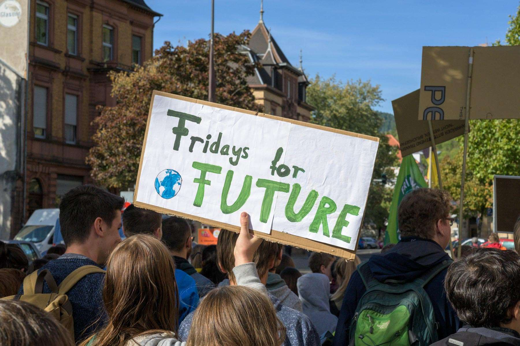 Fridays for Future Demonstration